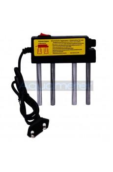 Электролизер для определения качества питьевой воды