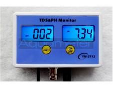 PH-2712 комбинированный монитор уровня PH и TSD воды