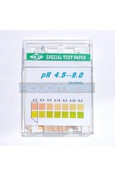 Лакмусовые тест-полоски DF-002 для определения биологических жидкостей организма