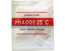 Порошок-фиксанал pH4.00 для самостоятельного приготовления калибровочного раствора PH метров