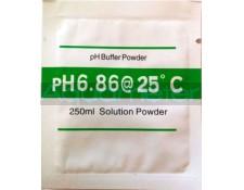 Порошок-фиксанал pH6.86 для самостоятельного приготовления калибровочного раствора PH метров