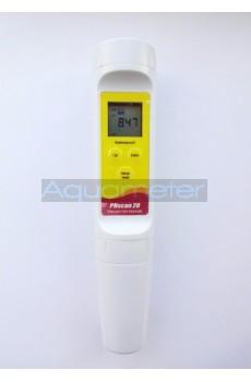 PH метр PH20F с плоским электродом для измерения уровня PH полутвёрдых сред